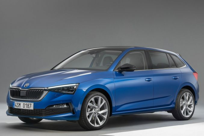 Video Review: Skoda Scala Hatchback 1.0 TSI SE 5dr