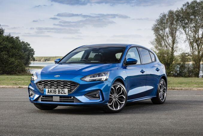 Video Review: Ford Focus Hatchback 1.0 Ecoboost 125 Titanium X 5dr