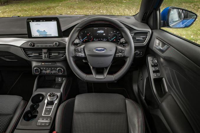 Image 2: Ford Focus Hatchback 1.0 Ecoboost 125 ST-Line X 5dr