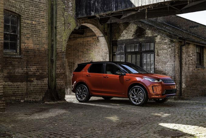 Image 3: Land Rover Discovery Sport Diesel SW 2.0 D150 5dr 2WD [5 Seat]