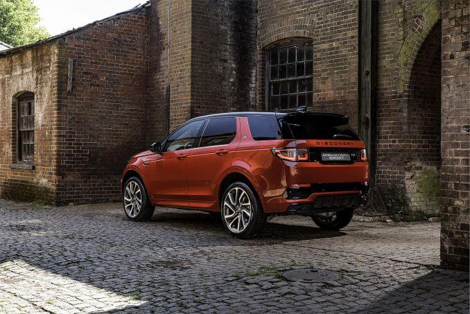 Image 6: Land Rover Discovery Sport Diesel SW 2.0 D150 5dr Auto