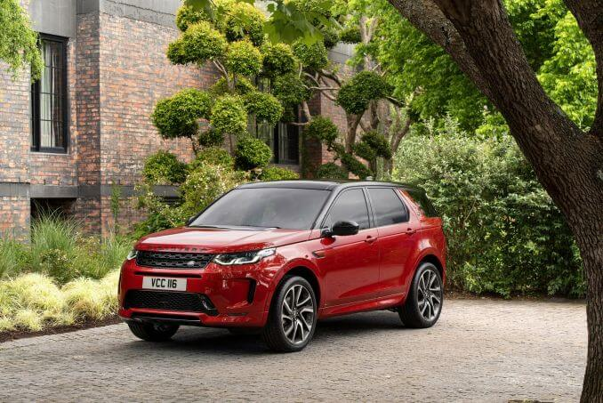 Image 4: Land Rover Discovery Sport Diesel SW 2.0 D150 5dr Auto