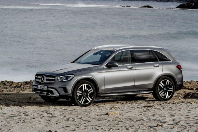 Image 4: Mercedes-Benz GLC Estate GLC 300 4matic AMG Line 5dr 9G-Tronic