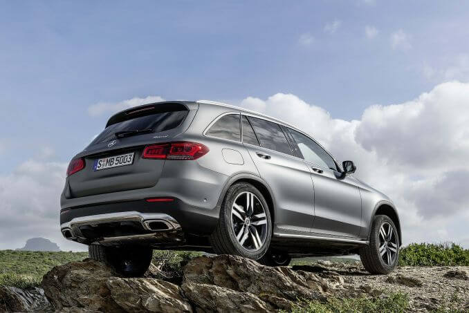 Image 6: Mercedes-Benz GLC Diesel Estate GLC 220D 4matic Sport 5dr 9G-Tronic