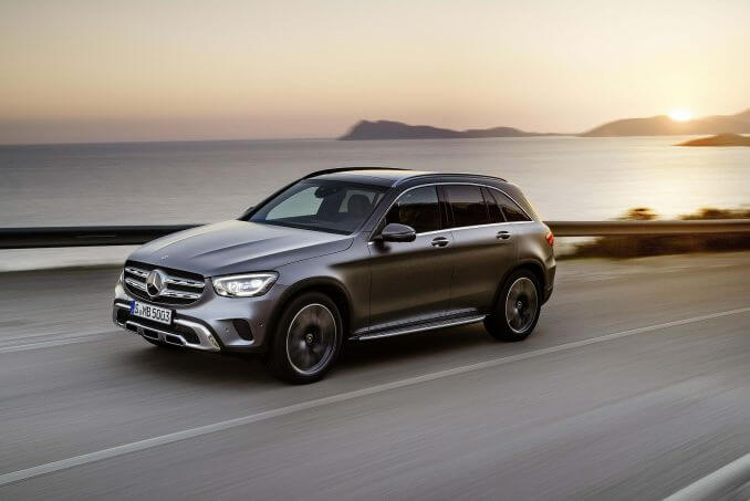 Image 3: Mercedes-Benz GLC Estate GLC 300 4matic AMG Line 5dr 9G-Tronic