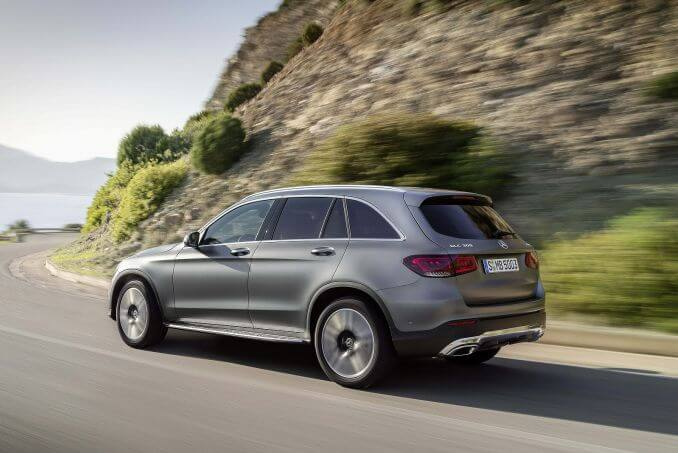 Image 5: Mercedes-Benz GLC Estate GLC 300 4matic AMG Line 5dr 9G-Tronic