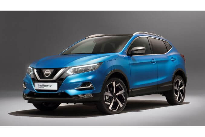 Video Review: Nissan Qashqai Hatchback Special Editions 1.5 DCI [115] N-Motion 5dr