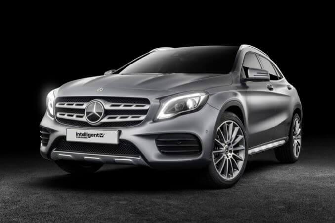 Image 2: Mercedes-Benz GLA Class Hatchback GLA 180 Urban Edition 5dr