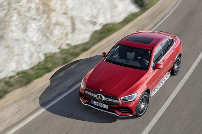 Image 5: Mercedes-Benz GLC Diesel Coupe GLC 300D 4matic AMG Line Premium 5dr 9G-Tronic