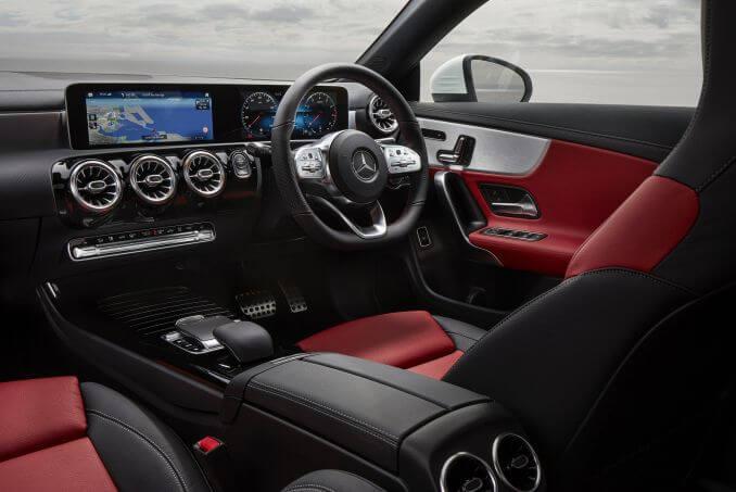 Image 4: Mercedes-Benz CLA Class Coupe CLA 200 AMG Line 4dr TIP Auto