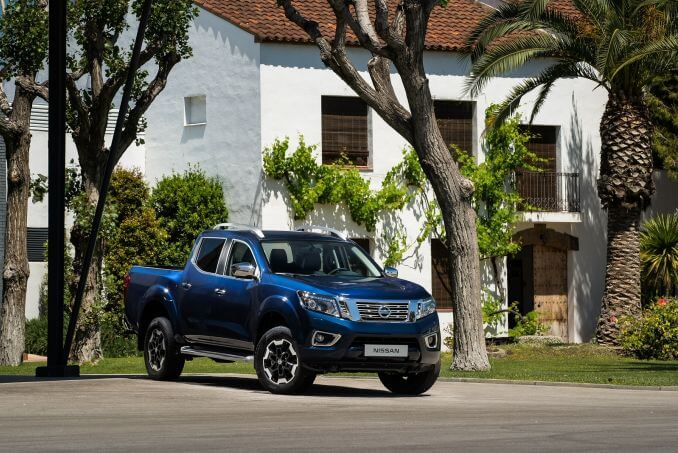 Video Review: Nissan Navara Diesel Doublecab Pickup N-Connecta 2.3DCI 190 TT 4WD Auto