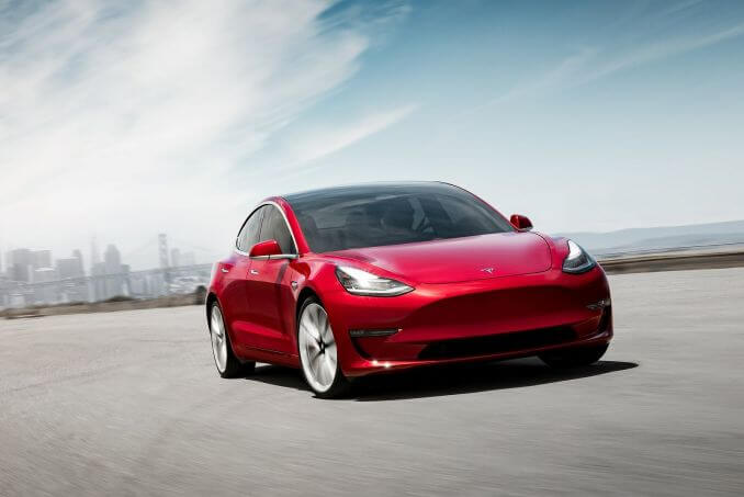 Image 3: Tesla Model 3 Saloon Long Range AWD 4dr Auto