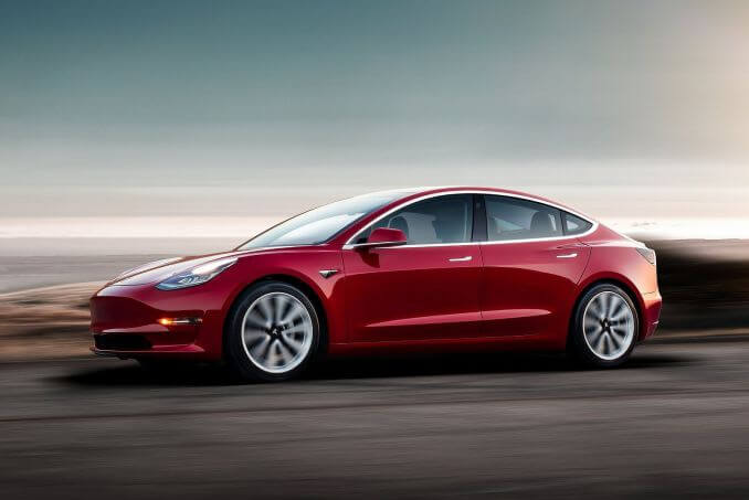 Image 4: Tesla Model 3 Saloon Long Range AWD 4dr Auto