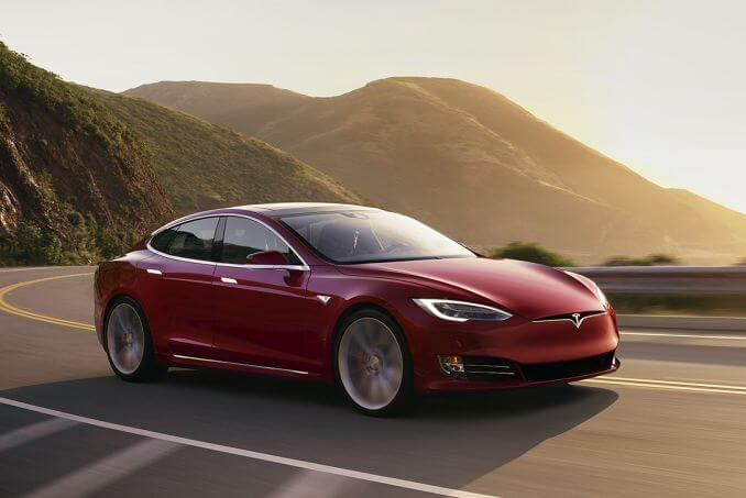 Video Review: Tesla Model S Hatchback Long Range AWD 5dr Auto