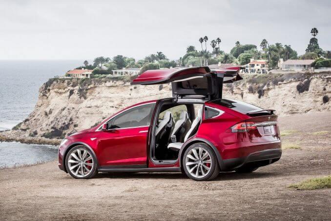 Image 6: Tesla Model X Hatchback Long Range AWD 5dr Auto