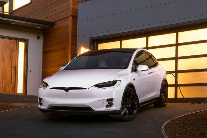 Image 2: Tesla Model X Hatchback Long Range AWD 5dr Auto