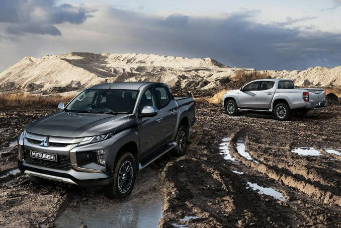 Video Review: Mitsubishi L200 Diesel Double CAB DI-D 150 Warrior 4WD Auto