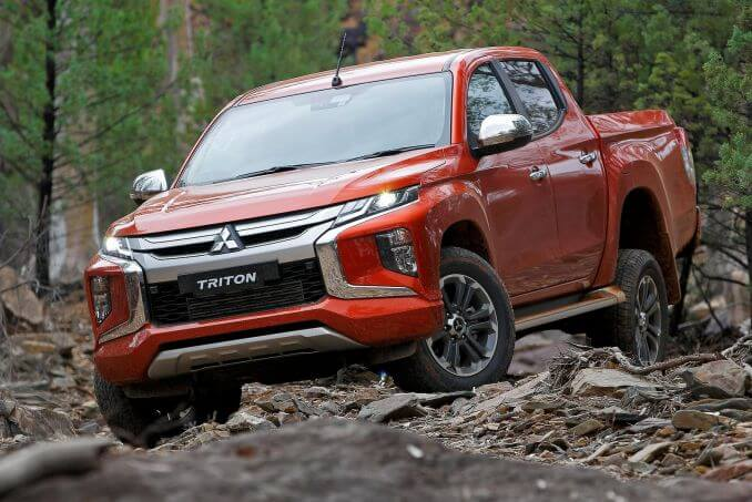 Video Review: Mitsubishi L200 Diesel Double CAB DI-D 150 Warrior 4WD