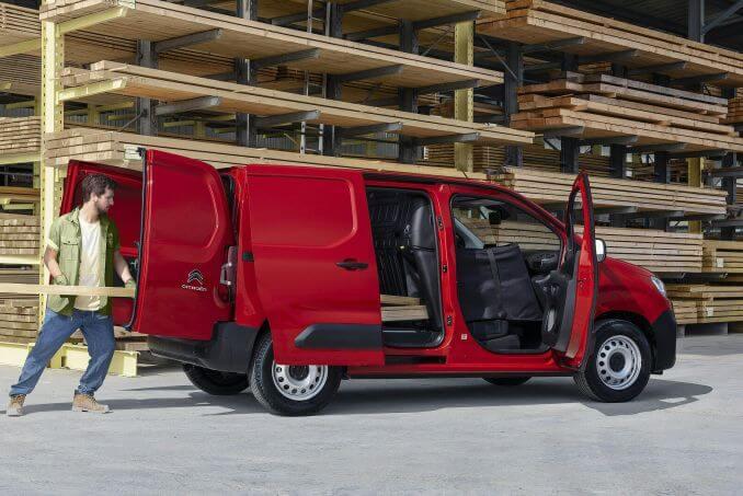 Image 3: Citroen Berlingo M Diesel 1.5 Bluehdi 1000KG Enterprise 100PS