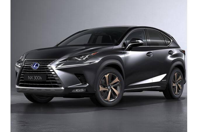 Image 3: Lexus NX Estate 300H 2.5 5dr CVT [navigation]