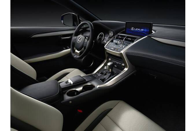 Image 2: Lexus NX Estate 300H 2.5 5dr CVT [navigation]