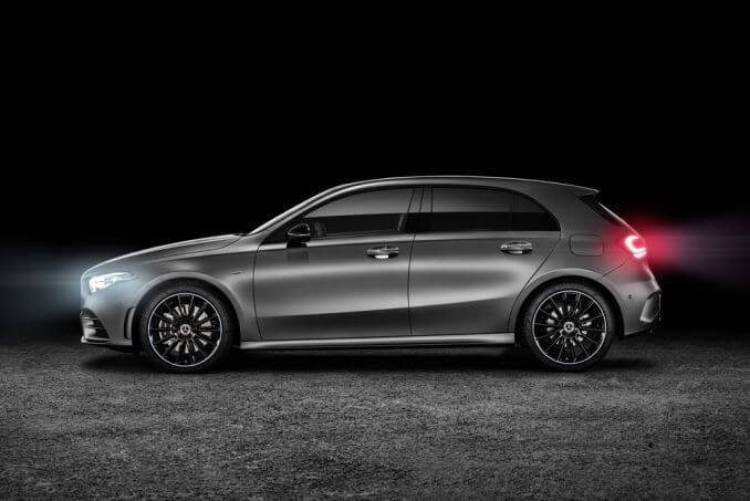 Video Review: Mercedes-Benz A Class Hatchback A200 AMG Line 5dr