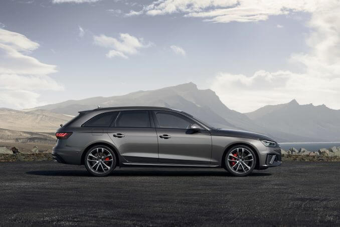Video Review: Audi A4 Avant 35 Tfsi Black Edition 5dr [comfort+sound]