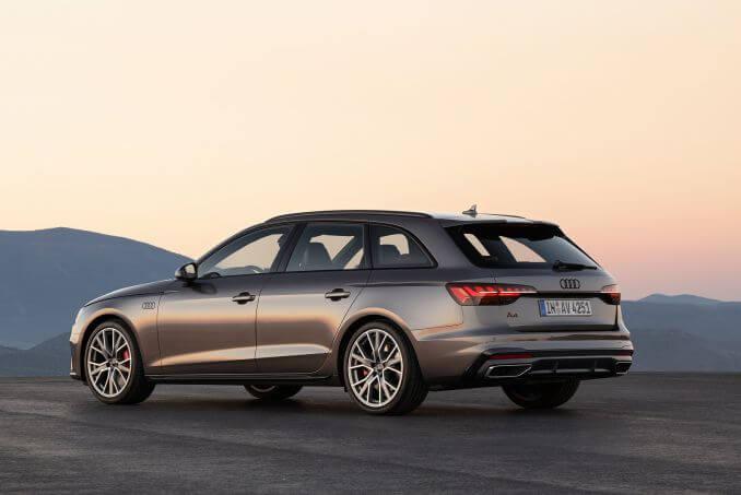 Image 2: Audi A4 Diesel Avant 35 TDI S Line 5dr S Tronic