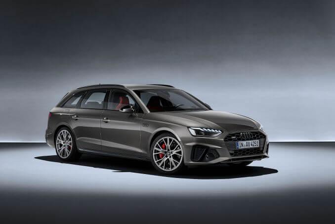 Image 4: Audi A4 Diesel Avant 35 TDI S Line 5dr S Tronic
