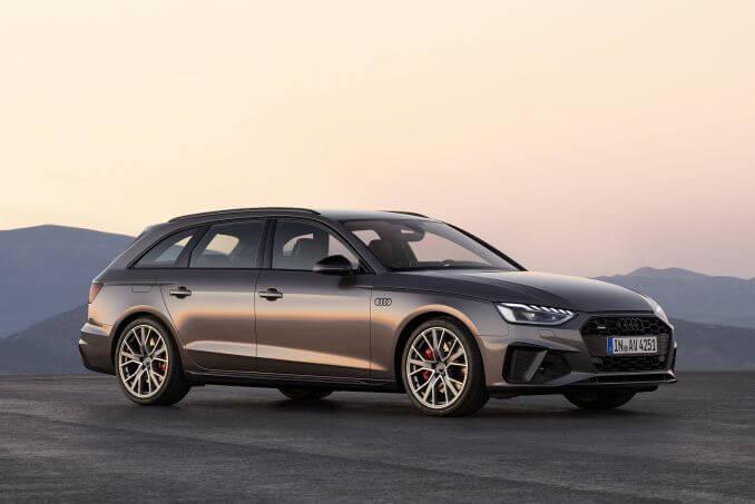 Video Review: Audi A4 Avant 35 Tfsi Black Edition 5dr