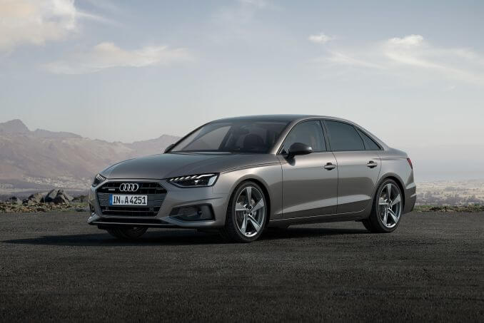 Video Review: Audi A4 Saloon 35 Tfsi Technik 4dr S Tronic [comfort+sound]