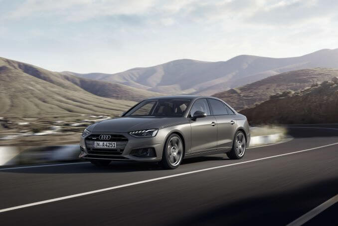 Image 6: Audi A4 Diesel Saloon 30 TDI Black Edition 4dr S Tronic