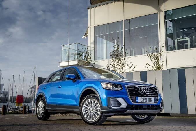 Video Review: Audi Q2 Diesel Estate 30 TDI Technik 5dr
