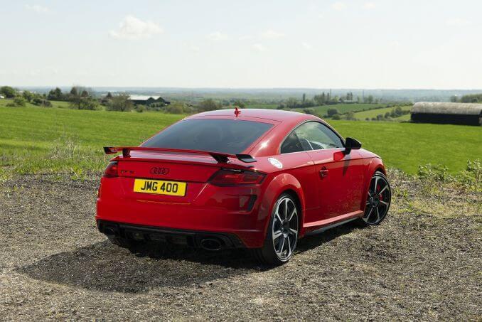 Image 2: Audi TT RS Roadster TT RS Tfsi Quattro Vorsprung 2dr S Tronic
