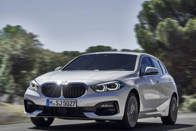 Image 3: BMW 1 Series Hatchback M135i Xdrive 5dr Step Auto