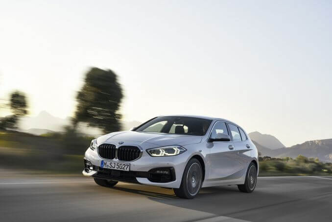 Image 4: BMW 1 Series Hatchback 118I Sport 5dr Step Auto
