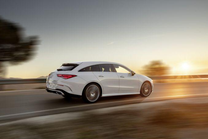 Image 6: Mercedes-Benz CLA Class Shooting Brake CLA 200 AMG Line Premium 5dr TIP Auto