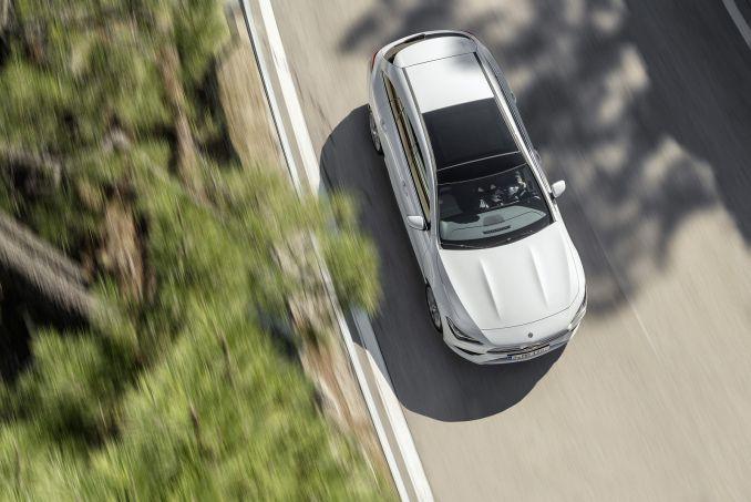 Image 3: Mercedes-Benz CLA Class Shooting Brake CLA 200 AMG Line Premium 5dr TIP Auto