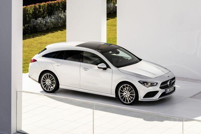Image 1: Mercedes-Benz CLA Class Shooting Brake CLA 200 AMG Line Premium 5dr TIP Auto