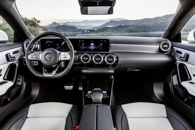 Image 5: Mercedes-Benz CLA Class Shooting Brake CLA 200 AMG Line Premium 5dr TIP Auto