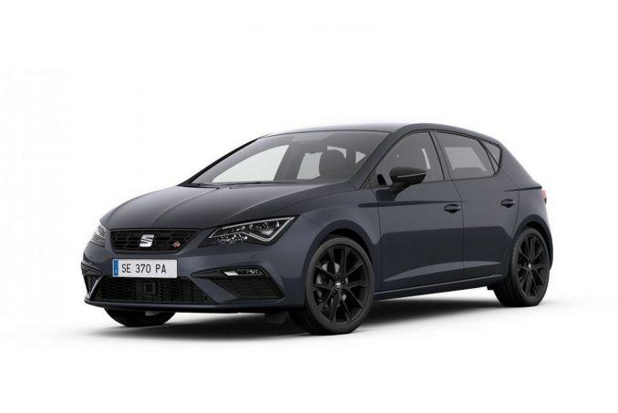 Image 2: Seat Leon Hatchback 1.5 TSI Evo FR Black Edition [EZ] 5dr