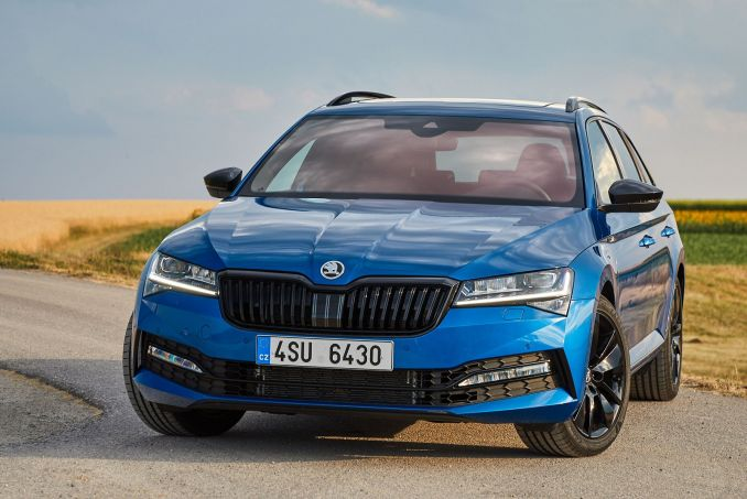 Image 3: Skoda Superb Estate 2.0 TSI 190 SE L 5dr DSG