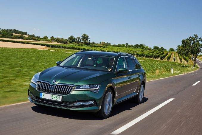 Image 4: Skoda Superb Estate 2.0 TSI 190 SE L 5dr DSG