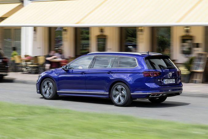 Image 6: Volkswagen Passat Diesel Estate 1.6 TDI SEL 5dr DSG