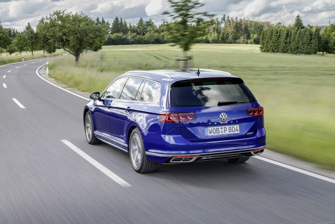 Image 5: Volkswagen Passat Diesel Estate 1.6 TDI SEL 5dr DSG