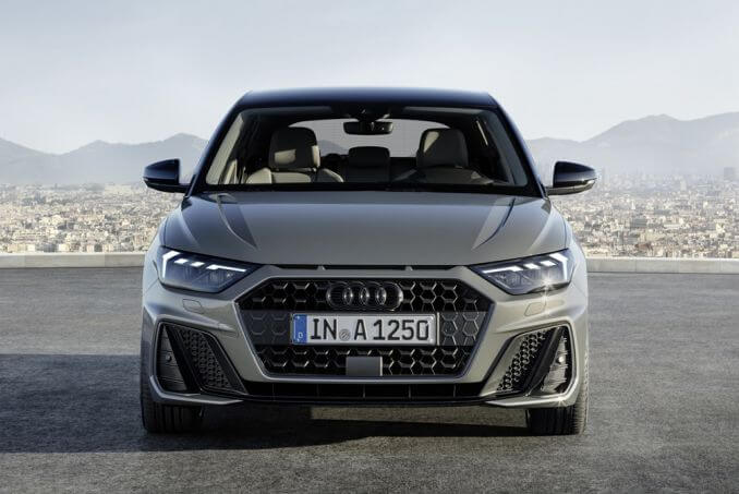 AUDI 40 TFSI S Line Competition 5dr S Tronic