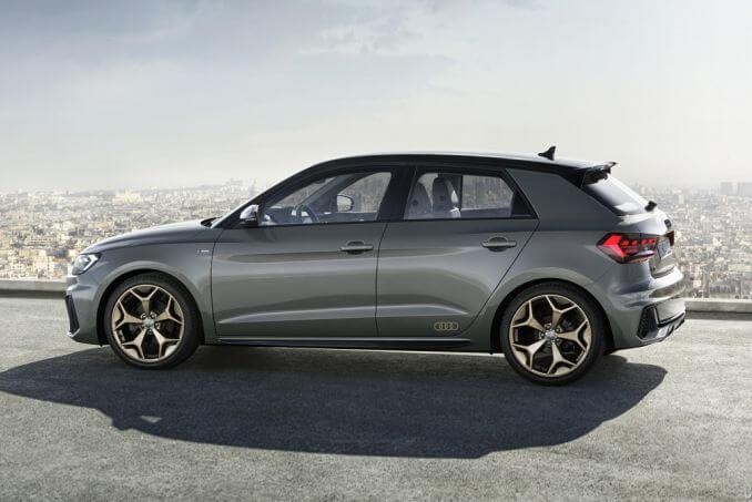 Image 5: Audi A1 Sportback 40 Tfsi S Line Competition 5dr S Tronic