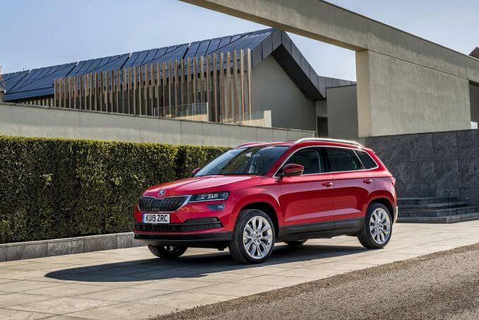 Video Review: Skoda Karoq Estate 1.5 TSI Sport Line 5dr DSG