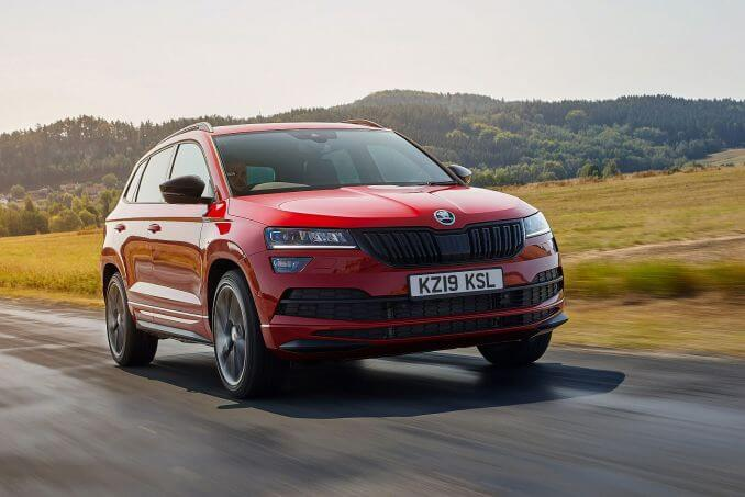 Video Review: Skoda Karoq Estate 1.5 TSI SE L 5dr