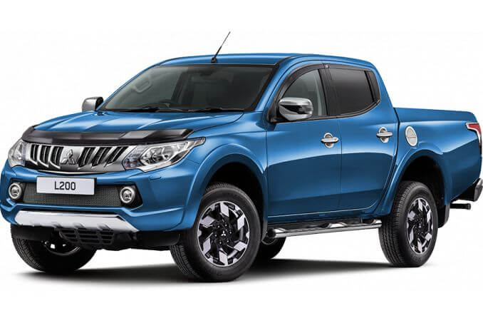 Image 3: Mitsubishi L200 Special Editions Double CAB DI-D 181 Challenger 4WD